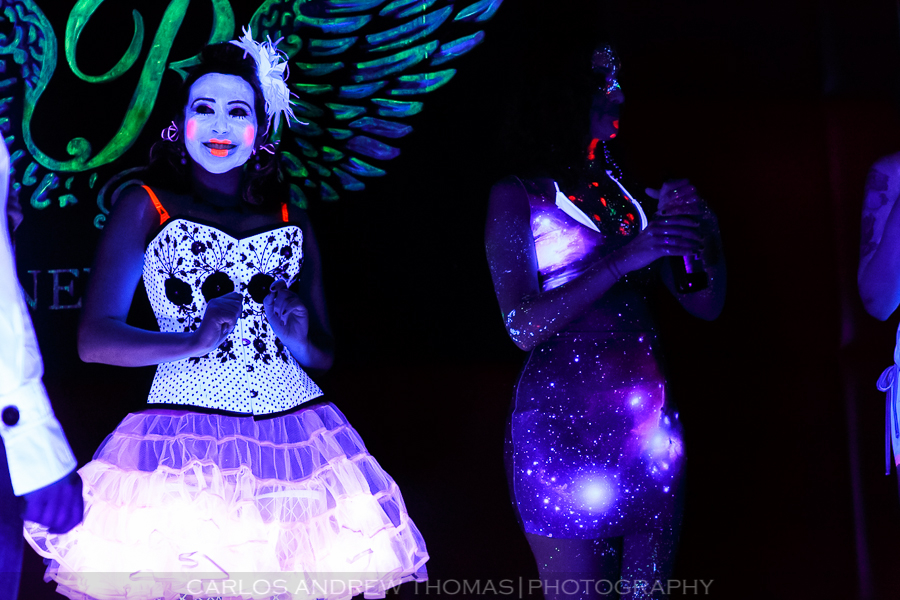 Glow Burlesque with Felicia Fatale