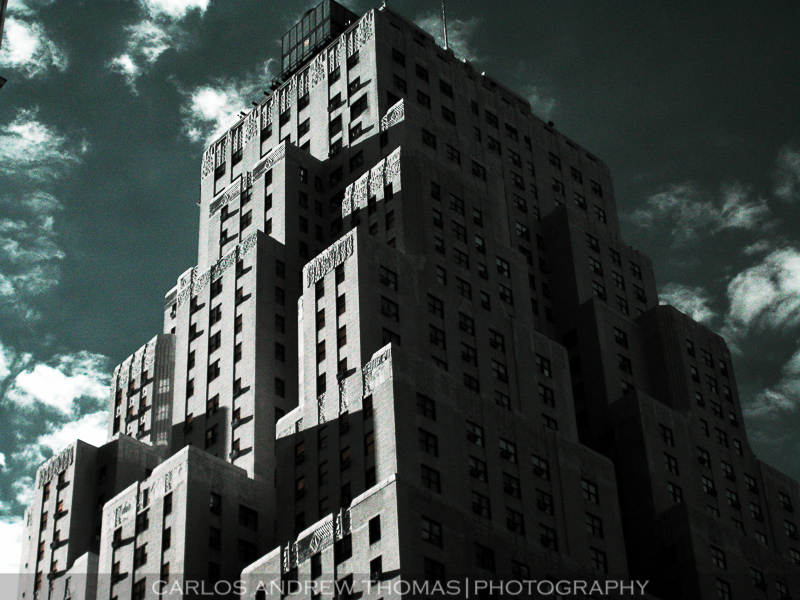 Gotham - Infrared Photography in NYC