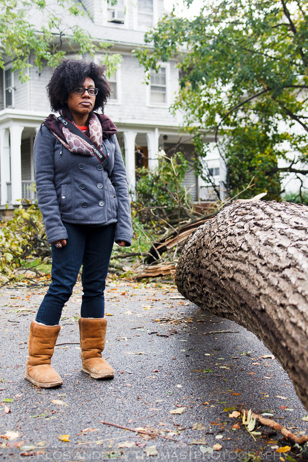 Hurricane Sandy in Brooklyn
